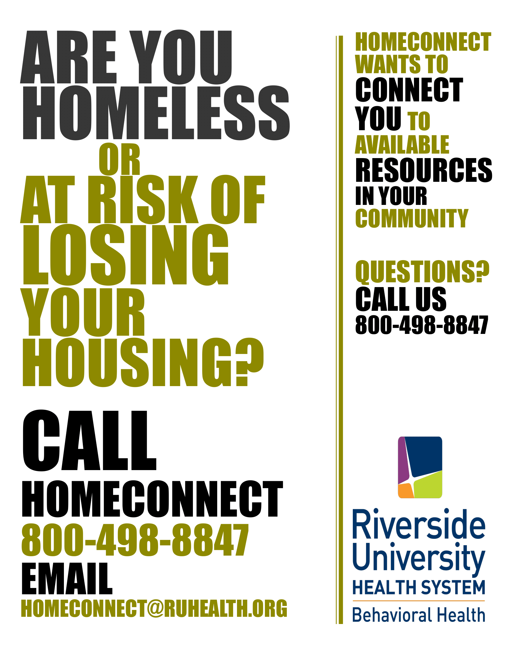 Homeless Resources